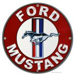 Ford Mustang Luggage